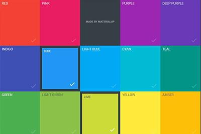 如何选择网站配色方案