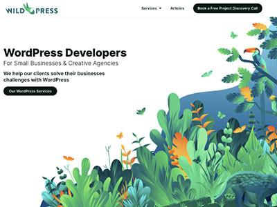 网站如何使用滚动来增强用户体验