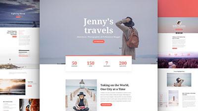 旅游公司网站的有效设计有哪些优势