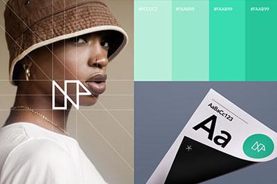 标志设计心理学:颜色、形状和字体如何影响您的品牌