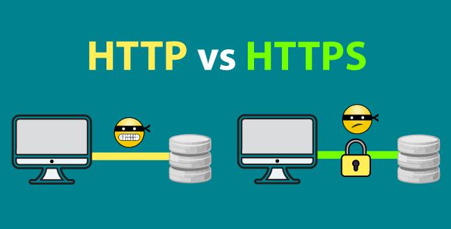 HTTP 和 HTTPS 有什么区别?