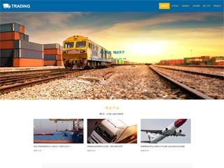物流、货运-logistics-001模板